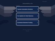 screenshot http://www.vitrinacreations.com vitrines exposition et intérieur pour magasin et collections