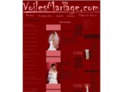 Voiles Mariage Etoles et Boleros