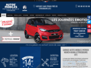 screenshot http://www.voiture-sans-permis-strasbourg.com voiture sans permis bas-rhin 67460