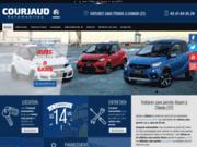 screenshot http://www.voiture-sans-permis37.com concessionnaire aixam en indre-et-loire 37
