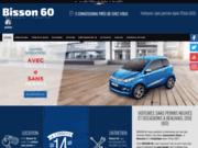 Distributeur voiture sans permis Aixam Compiègne 60
