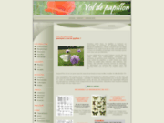 screenshot http://www.vol-de-papillon.com vol de papillon  - tout sur les papillons