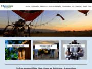 Vol en montgolfière en Belgique