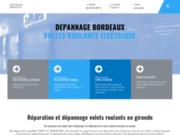 Réparation volets roulants à Bordeaux Gironde