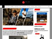 screenshot http://www.volto-velo.com Volto vélo