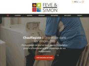 Feve & Simon : chauffagiste près d'Epinal