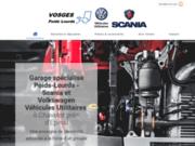 Vosges Poids Lourds votre garage spécialisé à Chavelot