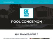 Pool Conception pour une piscine confortable