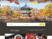 Guide de voyage en Corée du Sud