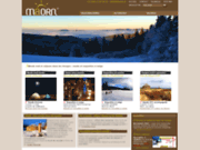 screenshot http://www.voyages-maorn.fr/Selection-vtt.php Randonnées VTT dans les Vosges