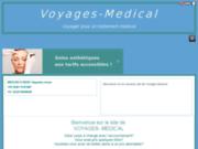 screenshot http://www.voyages-medical.com chirurgie esthétique en turquie et hungrie