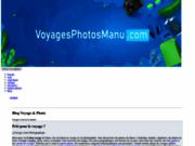 screenshot http://www.voyagesphotosmanu.com carnet photographique