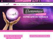 screenshot http://www.voyancelle.com/tchat.php voyancelle...experience de voyance en ligne.