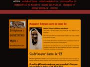 Prof Diassi : Marabout