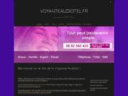 screenshot http://www.voyanteaudiotel.fr Voyance audiotel sans attente