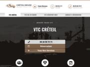 Chauffeur VTC à Créteil