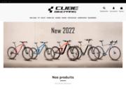 screenshot http://www.vtt-cube.fr vtt cube