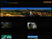 screenshot http://vttescapade.fr vttescapade
