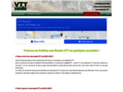 screenshot http://www.vttrando.fr rando VTT