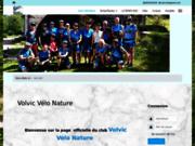 screenshot http://www.vttvolcan.com le vtt avec gilou