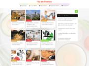 Blog de cuisine française et internationale