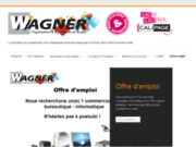 Wagner SAS, organisation et équipement du bureau