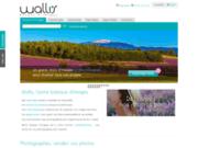 Wallis banque d'image