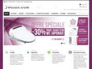 screenshot http://www.wclux.com WCLUX.com : boutique en ligne de WCJaponais