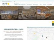 Location de salles de conférences à Paris