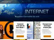 Web-Audience, la page de l'actualité du web