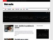 Annuaire: annuaire généraliste web-malin