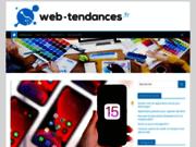 Actualités sur le web avec Web tendances
