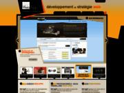 screenshot http://www.webapp.fr/ web app - développement et stratégie web