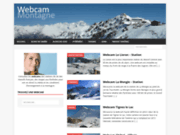 screenshot http://www.webcam-montagne.com webcams des stations de ski en france