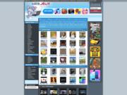 screenshot http://www.webjeux.com/ webjeux - jeux vidéo gratuits