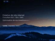 screenshot http://www.webmaster-95.com création site internet / référencement