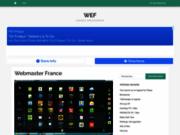 Webmasters en France