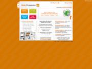 screenshot http://www.webpresenceplus.net web présence plus - création de sites internet