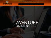 screenshot http://www.webvitrine.fr webvitrine agence internet