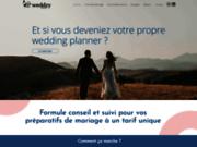 screenshot http://www.weddzy.com Mariage pas cher
