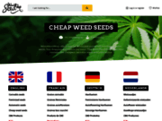 Weed Seed Shop - Graines de Cannabis