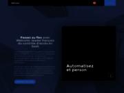 Welcomr, solution digitale de contrôle d'accès et de gestion des visiteurs