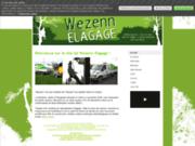 screenshot http://www.wezenn-elagage.fr wezenn elagage