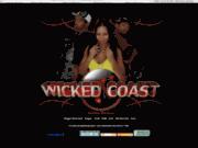 screenshot http://www.wickedcoast.zik.dj wicked coast - underground ragga dancehall hip-hop rap zouk libre