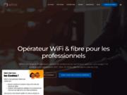 screenshot http://www.wifirst.fr fournisseur d'accès à Internet