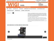 Wigi Diffusions - Composant et kit électronique