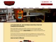 Willems Classics : thermomètres émaillés et publicitaires
