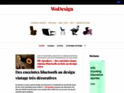Le design, la déco design, objets, technologie