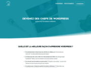 Formation WordPress en ligne - WPChef