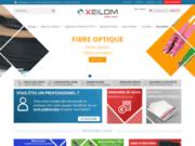 screenshot https://www.xeilom.fr Xeilom